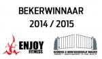 Enjoy Fitness - Mulder Hekwerk pakt de beker