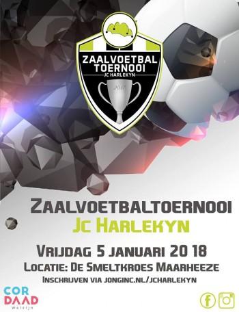 Toernooi JC Harlekyn 2018
